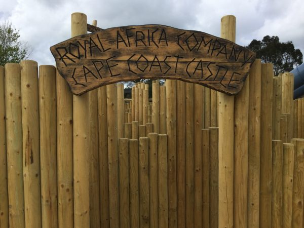 Royal Africa Company Folly Farm Pirate Play Area Playground