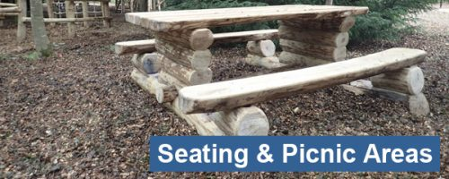 Seating & Picnic Areas