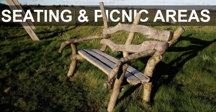 Seating & Picnic Areas & Garden Furniture Long