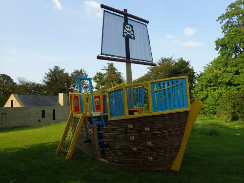 Setting Sail Ahoy Matey Play Pirate Ship