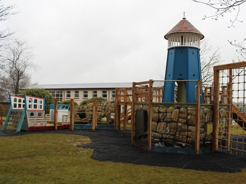Shebbear Ship And Lighthouse Play Area