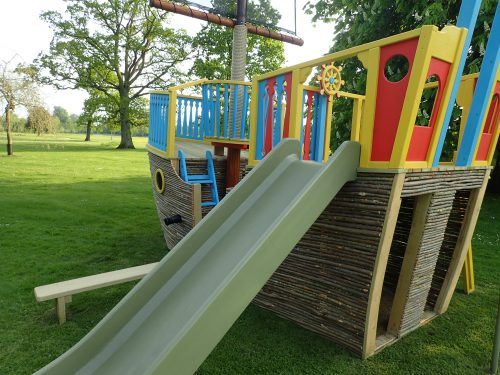 Slide Ahoy Matey Play Pirate Ship