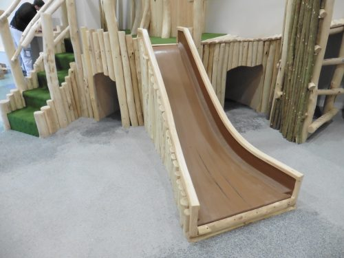 Slide Westmorland Gloucester Services M5 Indoor Play Area Northbound and Southbound