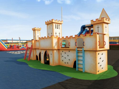 Southport Holiday Park Play Castle
