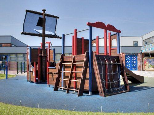 St Mary's Pirate Play Area