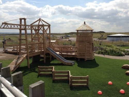 Thameside Themed Play Area