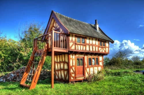 The Play House Of Your Dreams