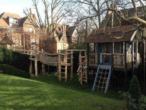 The Secret Garden Outdoor Play Area