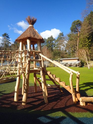 Tower The Duke Of Cambridge Adventure Play Area