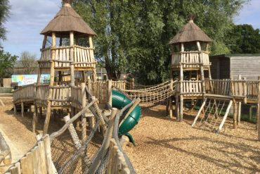 Towers Knockhatch Fort Chestnut Wood Adventure Play Area