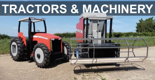 Tractors Machinery