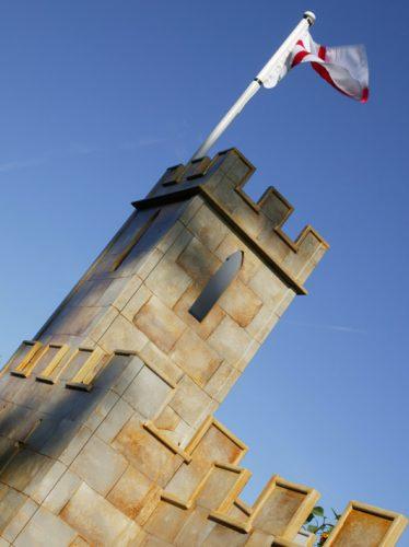 Turret Congham Children's Play Castle