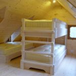 Upper Floor Pinewood Hideaway Custom Built Bespoke Treehouse Playhouse