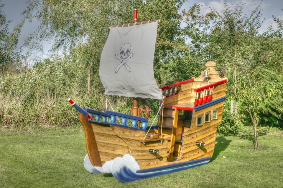 Homemade Playhouse Pirate Ship | 2017 - 2018 Best Cars Reviews