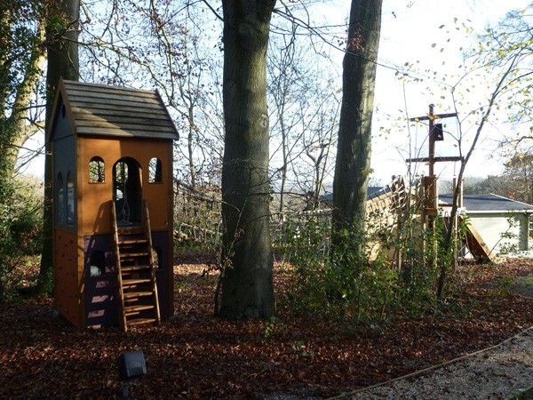 Winchester Tower Play Area