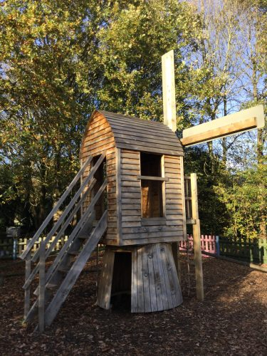 Windmill Back Play Area Avoncroft Museum Of Historic Buildings E1512937025398