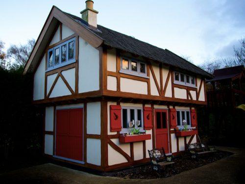 Woodsman's Cottage 600 x 450