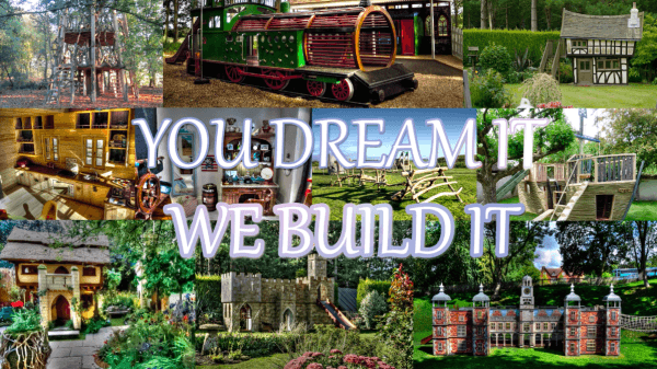 You Dream It, We Build It