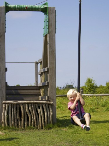 Zip Line With Child Abberton Reservoir Childrens Outdoor Play Area By Flights Of Fantasy E1481994672921