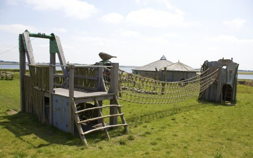 Zip Line And Climb Tower Abberton Reservoir Childrens Outdoor Play Area By Flights Of Fantasy