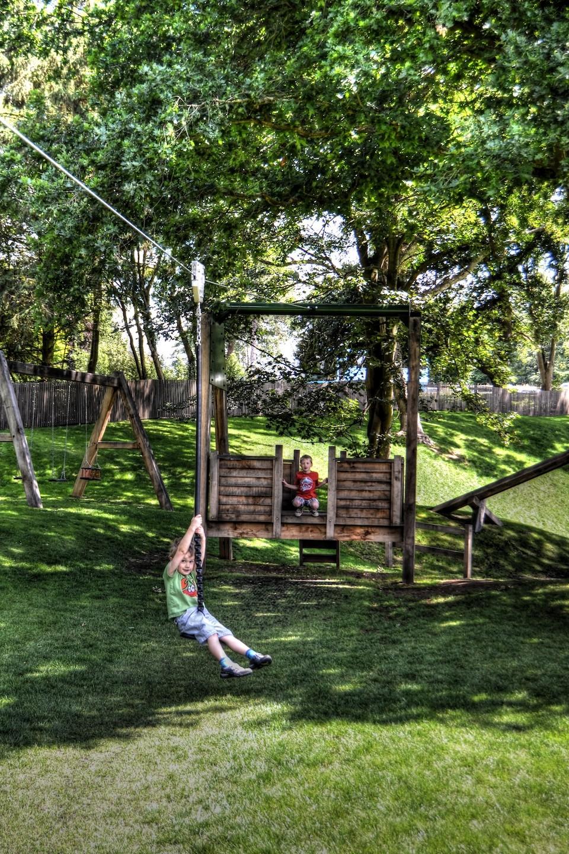 zip line hatfield house national trust children u0027s outdoor wooden