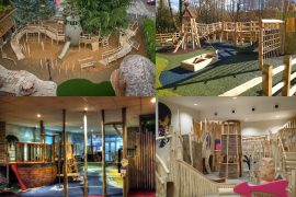 eatery play areas