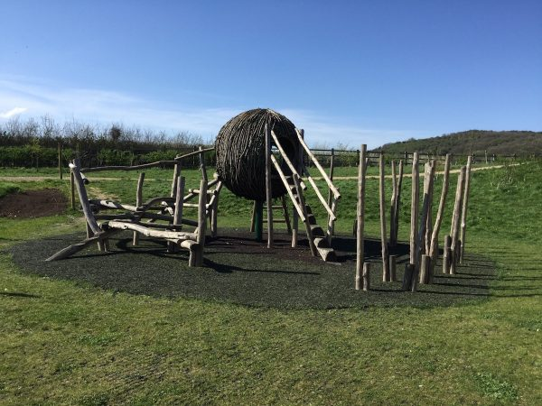 gloucester services outdoor play area