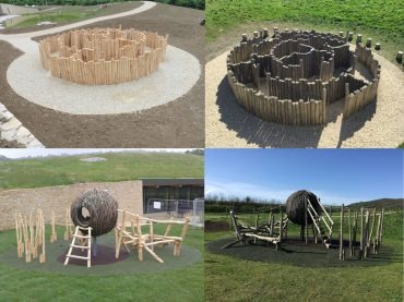 gloucester services play areas before and after