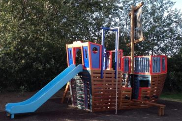 great meols primary school pirate ship wide