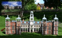 hatfield house miniature play replica