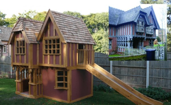 little lodge playhouse miniature