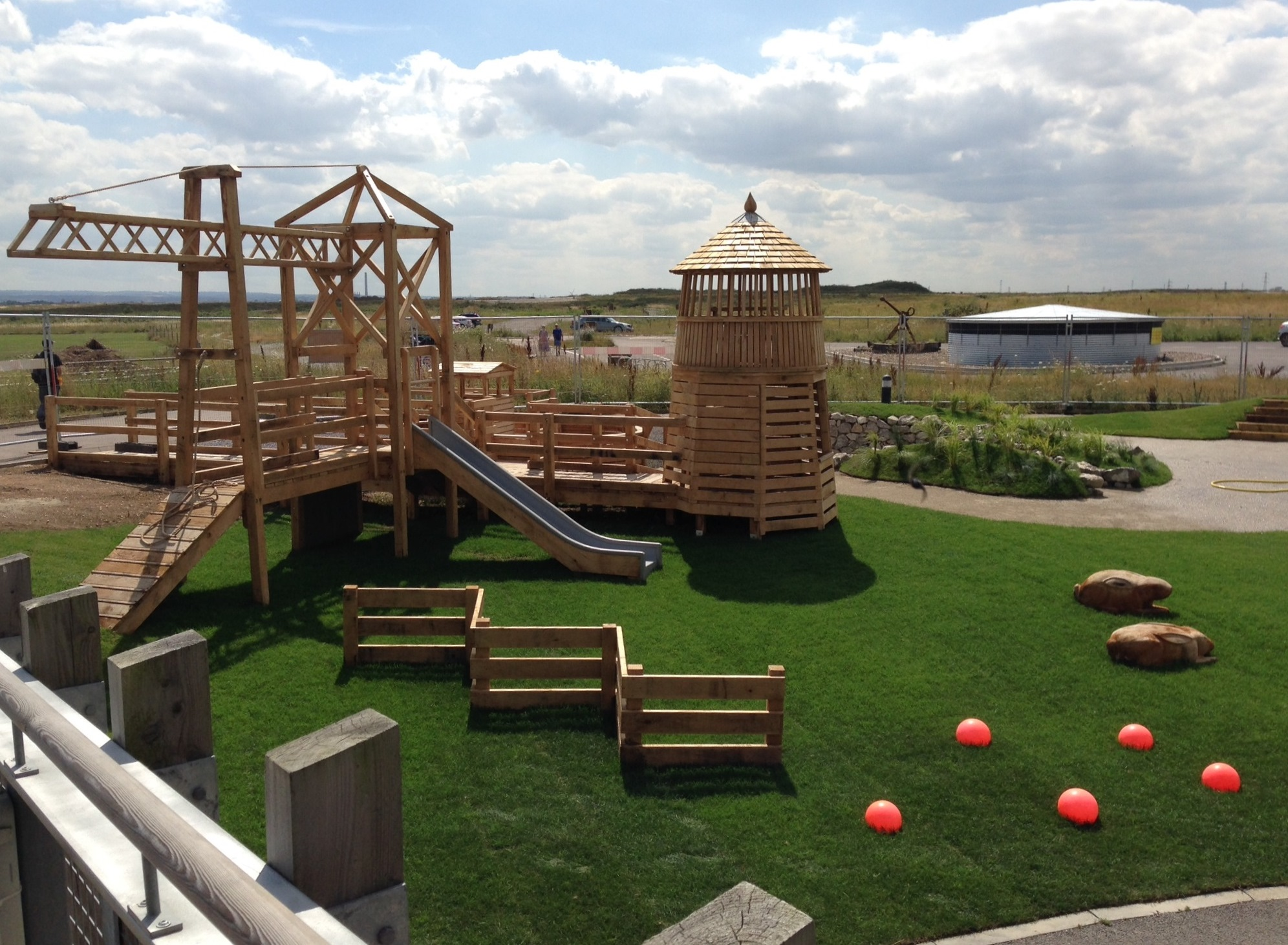 Thameside Play Area