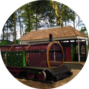 wallington hall locomotive